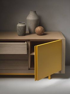 Buy online Alchimia bassa By ariannasoldati, lacquered wooden sideboard design Edoardo Colzani, alchimia Collection Cabinet Furniture, Plywood Furniture, Furniture Decor, Modern Furniture, Furniture Design, Furniture Dolly, Plywood Cabinets, Furniture Movers, Furniture Online