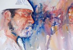 The Magic of Watercolour Painting Virtual Gallery - Jean Haines, Artist - Portraits