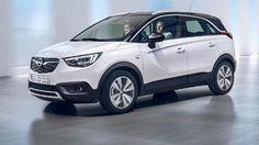 Hier steht der neue Opel Crossland X. (Quelle: Hersteller)