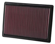 K&N 33-2295 Replacement Air Filter. K&N replacement air filters come with a million mile limited warranty. Their low restriction design helps your car run better as they provide outstanding air filtration. #knfilters