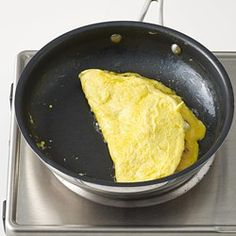 Bacon, Cheddar & Chive Omelet - EatingWell.com