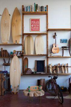 urbnite           - Danny Hess Surfboards