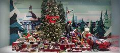 Christmas 2014. Magic Journey at Printemps Paris @photoFrancisPeyrat