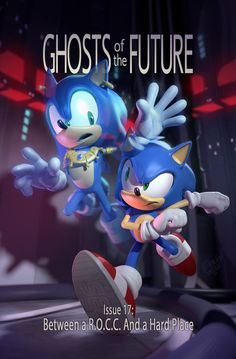 Ghosts of the Future, Issue 17: Between a R.O.C.C. and a Hard Place! As always, Ghosts of the Future is an unofficial fan comic created my yours truly, Evan Stanley (art, writing, concept), and Tom...