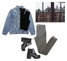 """i'll tell you stories"" by junk-food ❤ liked on Polyvore featuring Vagabond, Topshop, Monki and Revé"