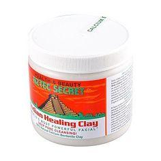 Aztec Secret Indian Healing Clay Detox Deep Skin Cleansing 1lb - Fast Shipping