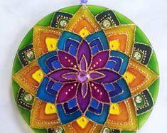Mandala Colorida 15cm