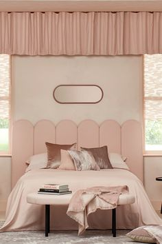 Minimal Luxe bedroom by Studio Best Interior Paint, Interior Design, Floor To Ceiling Curtains, Bedroom Decor, Bedroom Ideas, Diy Home Decor, House Design, Rooms, Illusion