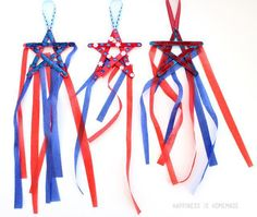 4th-of-July-Patriotic-Star-Streamers-Kids-Craft-Idea