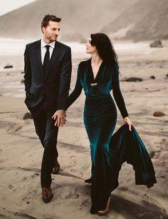 Big Sur Elopement #weddingdresses
