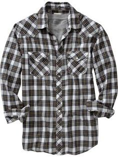Old Navy Western Shirt
