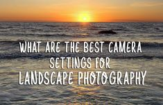 What are the best settings for landscape photography? In this video i try to explain how i come about my aputure settings whilst taking a landscape image. Photography Settings, Photography Gear, Landscape Photography, Uk Landscapes, Lee Filters, Polarizing Filter, Best Settings, Canon Lens