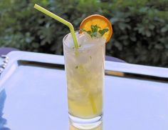 Ginger Mojito | Rum Cocktails