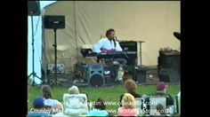 Ollie Austin live at Marks Farm, Country Music Festival 1997 Country Uk, Country Music Singers, Music Festivals, About Uk, Singing, Live, Country Music Stars
