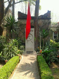 Museo Casa de León Trotsky en Coyoacán, Distrito Federal