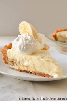 Banana Pudding Cheesecake recipe is a favorite. Homemade Banana Pudding with Cream Cheese makes a delicious no bake banana pudding perfect for Thanksgiving or Christmas dessert from Serena Bakes Simply From Scratch. Banana Pudding Cream Cheese, Banana Pudding From Scratch, No Bake Banana Pudding, Banana Pudding Cheesecake, Homemade Banana Pudding, Banana Pudding Recipes, Easy Cheesecake Recipes, Dessert Recipes, Banana Cream