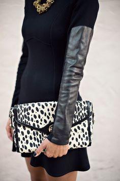 leather detail - STYLE ME GRASIE