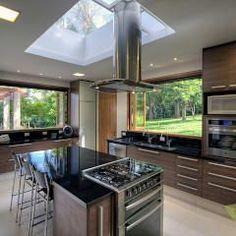 Casa de Campo Quinta do Lago - Tarauata: Cozinhas campestres por Olaa Arquitetos