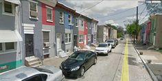 "A Place to Call Home, Melon Street, Philadelphia, Pennsylvania / 39°57'54.24""N 75°11'54.93""W (Google Earth Street View)"