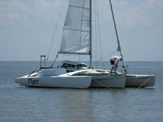 Corsair F-27 Trimaran, 1989, Live Oak, Florida, sailboat for sale from Sailing Texas