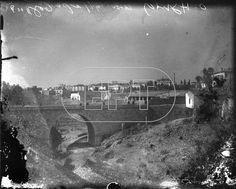 Ilisos bridge at Ethniko idrima erevnon 1938Τα ποτάμια της Αθήνας όπως ήταν κάποτε σε 25 εκπληκτικές φωτογραφίες!