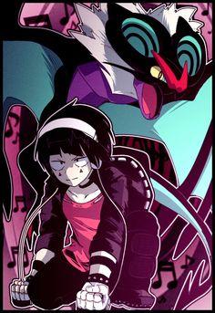 Boku no Hero Academia x Pokemon || Cross-Over [ Kyouka Jirou ]