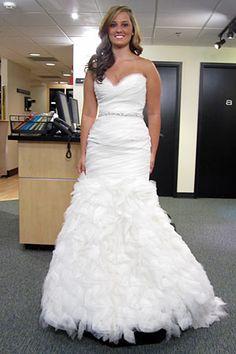 169370e34aad Say Yes to the Dress  Atlanta - Custom Rivini Gown