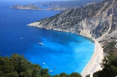 Myrtos Beach, Cephalonia, Ionian Islands,The Most Beautiful Beaches in Greece