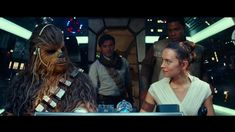 Disney Star Wars The Rise of Skywalker - Official Final Trailer - epicheroes Selects See the film in theaters on December Star Wars:. Star Wars Droides, Film Star Wars, Disney Star Wars, Saga, Finn Poe, L Ascension, Anthony Daniels, Billy Dee Williams, Star Wars Poster