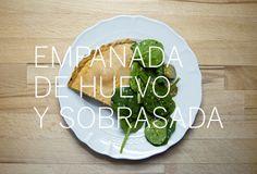Empanada de sobrasada. (Consultar receta en la web).