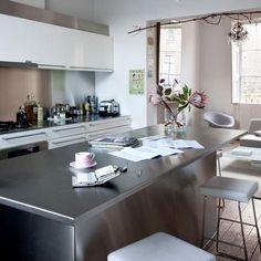 Küchen Küchenideen Küchengeräte Wohnideen Möbel Dekoration Decoration Living Idea Interiors home kitchen - Funktionelle Küche