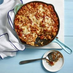 17 Dinners That Will Show Dad How Much You Love Him- Skillet Lasagna