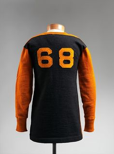 Athletic Sweater 1910-1930 The Metropolitan Museum of Art
