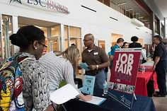 LSC-Kingwood invites businesses to participate in job fair. Lone Star College-Kingwood's Career Services department will host its next Job Connections Day on Nov. 3.