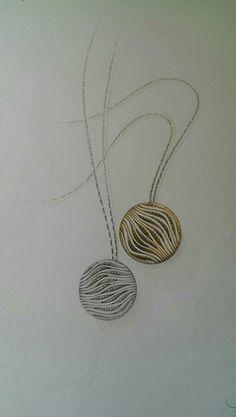 -Dunes- Pendant Set, Diamond Pendant, Pendant Necklace, Diamond Rings, Jewellery Sketches, Jewelry Sketch, Jewelry Design Drawing, Jewelry Illustration, African Jewelry