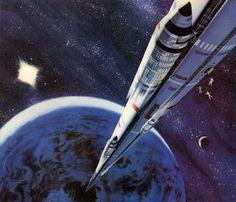 sci fi book cover art | Sci Fi Art