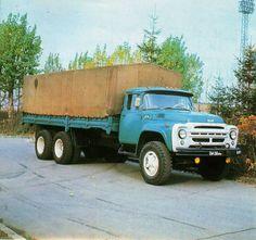 18 1977 год экспереминтальный ЗИЛ-133Г1