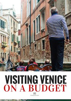 A Venetian gondoliere can be expensive. Learn the secrets of visiting Venice without getting ripped off. Italy Holiday Destinations, Europe Destinations, Venice Travel, Italy Travel, Italy Vacation, Vacation Spots, Italy Trip, Italy In November, Venice In November