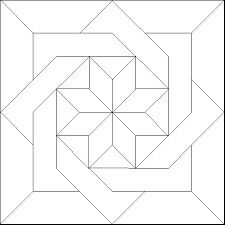 Picture outcome for steady quilt sample meanings Source by towergoddess Quilt Square Patterns, Barn Quilt Patterns, Square Quilt, Pattern Blocks, Barn Quilt Designs, Quilting Designs, Pattern Meaning, Painted Barn Quilts, Graph Paper Art
