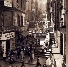 vintage everyday: Old Chinese Photos