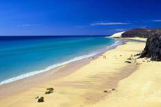 Went here many times. I love Fuerteventura! Spain, canarias, Fuerteventura, Sotavento Beach