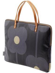 Orla Kiely laptop bag $98 [for my geek friends]