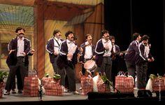 Grupo Mascarada Carnaval: La chirigota del Selu actúa este sábado en Agüimes...