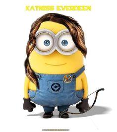 Minion Katniss :)
