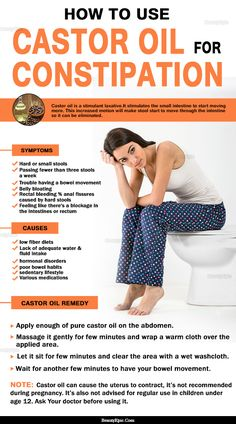 How to Use Castor Oil for Constipation Relief? If you are experiencing occasional constipation then castor oil is perhaps the best remedy for the situation. castor oil for constipation is a very useful Relieve Constipation Instantly, Oil For Constipation, Constipation Problem, Constipation Remedies, Health Remedies, Home Remedies, Young Living, Body Cleanse Drink, Castor Oil Packs