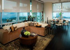 Tässä asunnossa on viihtyisä ja kotoisa tunnelma. / High-rise home with cozy feeling. Pinned from another user.