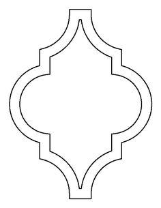 Free Printable Moroccan Wall Stencils - 8 best images of moroccan wall stencil printable - moroccan wall . with free printable moroccan stencil patterns Wall Decal Wall Stencil Patterns, Stencil Templates, Stencil Art, Stencil Designs, Stenciling, Printable Stencil Patterns, Templates Free, Flower Stencils, Bird Stencil