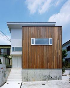 広がりを感じる住宅・間取り(神奈川県平塚市) | 注文住宅なら建築設計事務所 フリーダムアーキテクツデザイン