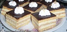 kekszesmezes My Recipes, Tiramisu, Ale, Cheesecake, Food And Drink, Sweets, Ethnic Recipes, Hungarian Recipes, Bakken