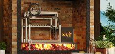 Parrillas Argentinas Clássicas para sua casa – Acenda esta Chama   Blog Scheer Mendoza, Wood Grill, Liquor Cabinet, Grilling, Blog, Furniture, Home Decor, Line, Bbq Grill